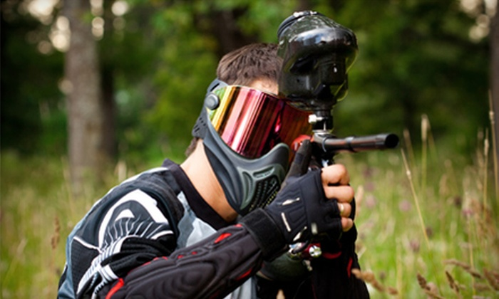 Off Limits Paintball - Elm Grove: $12 for Field Access and Rental Gear at Off Limits Paintball ($25 Value)