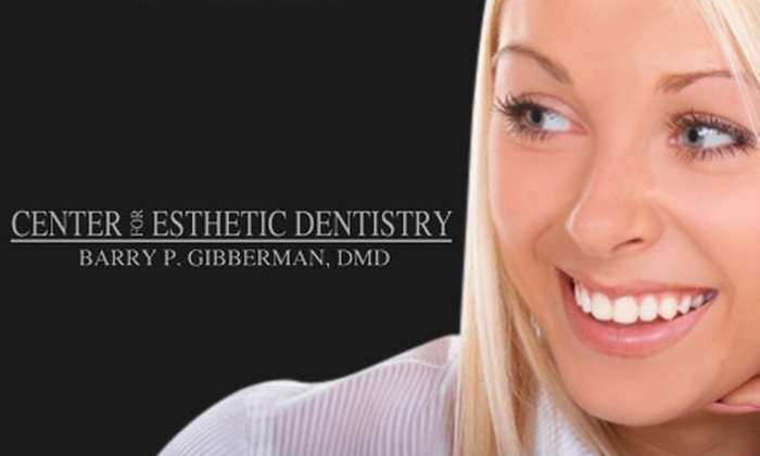 The Center for Esthetic Dentistry - Montgomery: $59 for a Dental Exam, Cleaning, and X-rays at The Center for Esthetic Dentistry ($277 Value)
