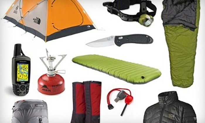 Gear Doctors - Deephaven: Used Camping Gear or Recreational-Equipment Repair Services at Gear Doctors in Minnetonka
