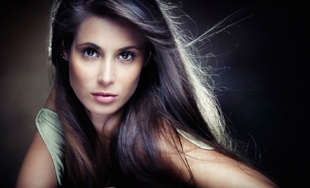 Cut-and-Blowout Package (an $85 value) - Fiaz Salon & Spa in West Bloomfield