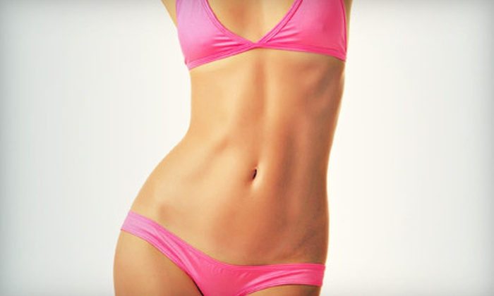 Total Image Tan - Chicago: $17 for a Custom Airbrush Tan at Total Image Tan in Lombard ($35 Value)