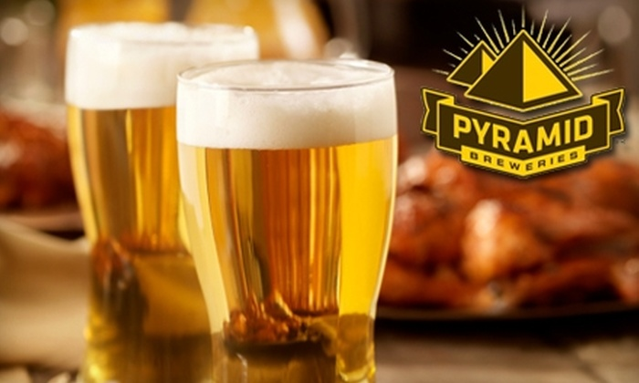 Pyramid Alehouse - SoDo: $12 for $25 Worth of Hearty Pub Fare and Craft Beers at Pyramid Alehouse