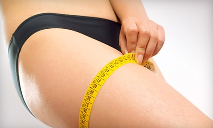 Slender Spa - Suwanee: $55 for a Premier Wrap Body Wrap at Slender Spa in Suwanee (Up to $150 Value)