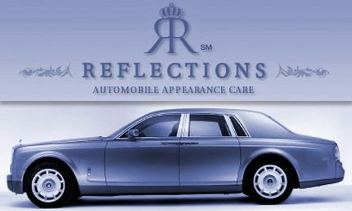 REFLECTIONS - Nashville: $50 for an Impact Detailing from REFLECTIONS (up to a $103 Value). Buy Here for Car or Mid-Size SUV. See Below for Additional Pricing and Vehicle Sizes.