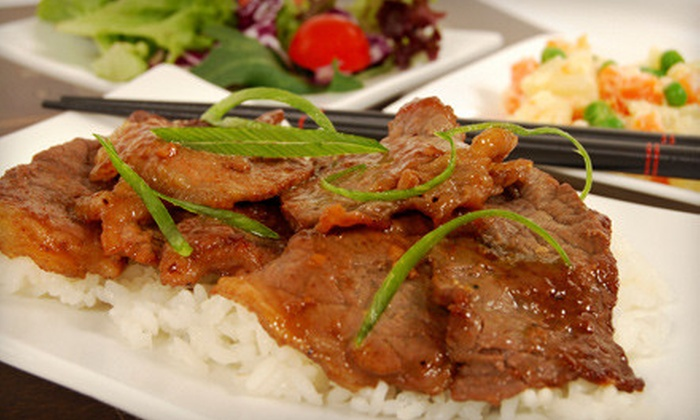 Foody Goody - Boston Road: $10 for $20 Worth of Asian Buffet Fare at Foody Goody