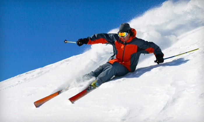 Red River Ski Area - Red River Ski & Summer Area: Full-Day Lift Access for One, Two, or Four, or a Rent-and-Ride Package at Red River Ski Area (Up to Half Off)