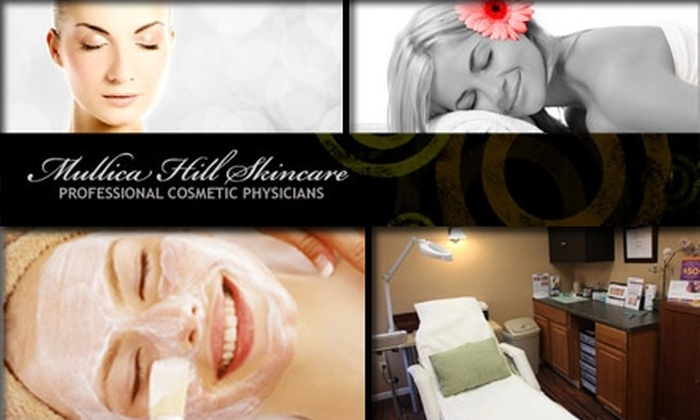Mullica Hill Skincare - Harrison: $40 for Facial, Microdermabrasion, or Laser Hair Removal from Mullica Hill Skincare (Up to a $250 Value)