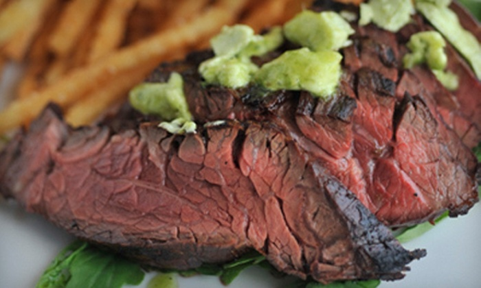 360 Bistro - West Meade: Upscale American Dinner for Two or $25 for $50 Worth of Upscale American Cuisine at 360 Wine Bar Bistro (Up to Half Off)