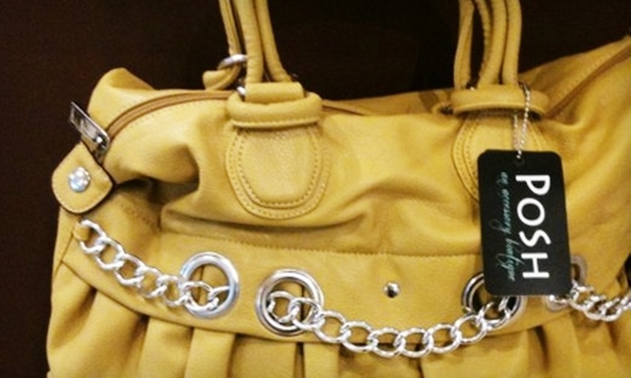 Posh - Cedarburg: $15 for $30 Worth of Chic Women's Accessories and More at Posh in Cedarburg