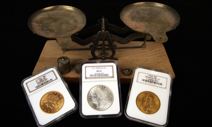 Swiss America - Paradise Valley: Gold or Silver Investment Coins from Swiss America Trading Corp.