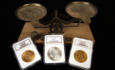 $200 Worth Gold or Silver Investment Coins - Swiss America in Phoenix