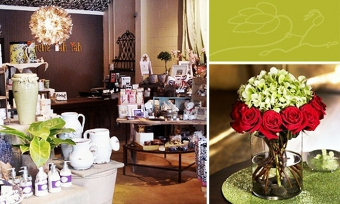Gitché Yah Yah  - Kirkwood: $20 for $40 Worth of Flowers and Gifts from Gitché Yah Yah