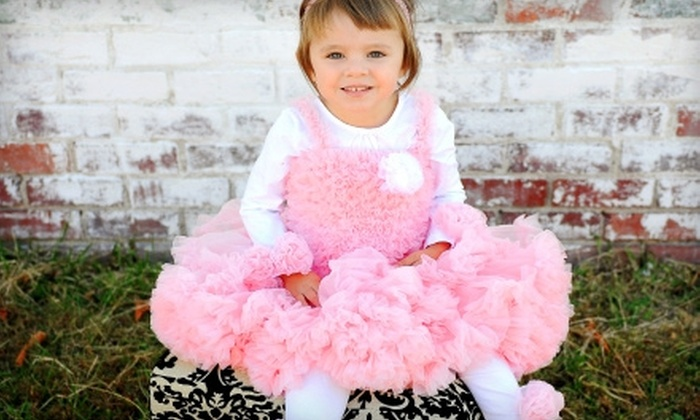 SweetPeas & SugarPlums: $20 for $40 Worth of Children's Clothing and Accessories from SweetPeas & SugarPlums