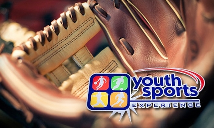 Youth Sports Experience - Downtown Naperville: $50 for $100 Worth of Sports-Related Merchandise or $25 for $50 Worth of Athletic Goods at Youth Sports Experience in Naperville