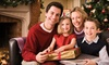 Photovision Photography - Coral Gables Section: $69 for a Holiday Family-Portrait Package at Photovision Photography in Coral Gables ($212.98 Value)