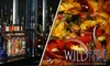 Wildfire Brick Oven Pizza and Bar - North Providence: $10 for $20 Worth of Italian Cuisine and Drinks at Wildfire Brick Oven Pizza and Bar