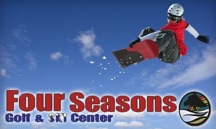 Four Seasons Golf & Ski Center - Manlius: $10 for One All Day Adult Lift Ticket ($20 Value) or $7 for One All Day Junior Lift Ticket ($15 Value) at Four Seasons Golf & Ski Center
