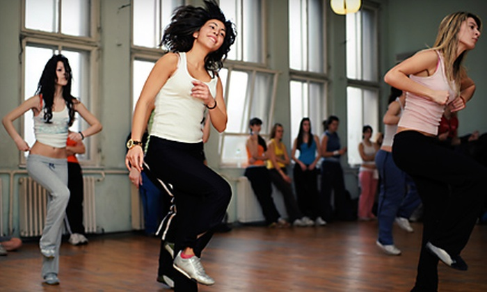 Curves - Multiple Locations: $32 for a Two-Month Membership and 10 Circuit Zumba Classes at Curves ($128 Value)