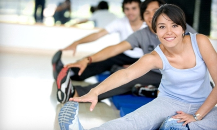 Peak Fitness - Seymour: $25 for 10 Drop-In Zumba and Yoga Classes at Peak Fitness in Seymour ($140 Value)