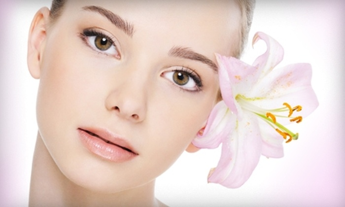 The Magical Touch Salon & Day Spa - New York City: $40 for a Vitamin C Facial and Pedicure at The Magical Touch Salon & Day Spa in Woodside ($103 Value)