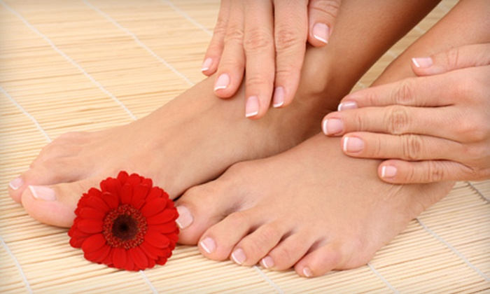 David Arnold Hair Salon - Jenkintown: $27 for Manicure and a Spa Pedicure at David Arnold Hair Salon in Jenkintown ($54 Value)