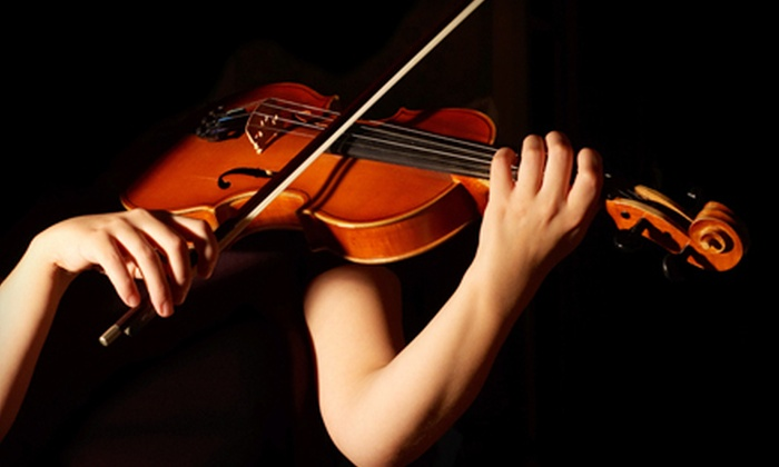 """South Coast Symphony's """"Young Stars of the Future"""" - Crossline Church: Outing to South Coast Symphony's """"Young Stars of the Future"""" in Laguna Hills on February 3 (Up to 61% Off). Two Options Available."""