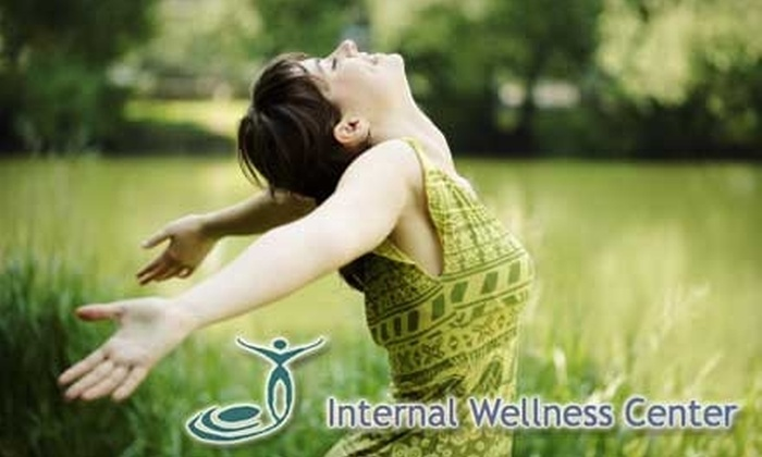 Internal Wellness Center - Dedham: $60 for One Colon Hydrotherapy Session with Initial Consultation at Internal Wellness Center in Dedham ($125 Value)