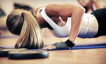 5 Drop-In Bootcamp, Kickboxing, or Flex Fusion Classes - Dynamo Training in Victoria