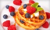 $7 for Fusion Breakfast and Brunch at Centurion