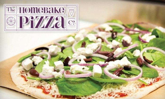 The Homebake Pizza Company - Roncesvalles Village: $12 for $25 Worth of All-Natural, Organic Fare at The HomeBake Pizza Company