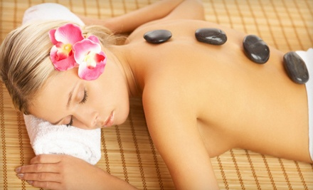 1-Hour Hot-Stone Massage - Rejuvenation Ranch in Crowley