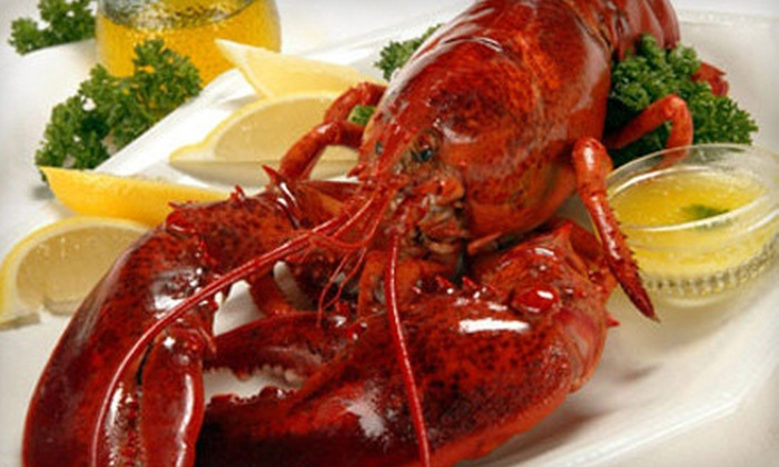 GetMaineLobster.com - West Columbia: $99 for $200 Worth of Fresh Lobster, Seafood, Steaks, and More from GetMaineLobster.com