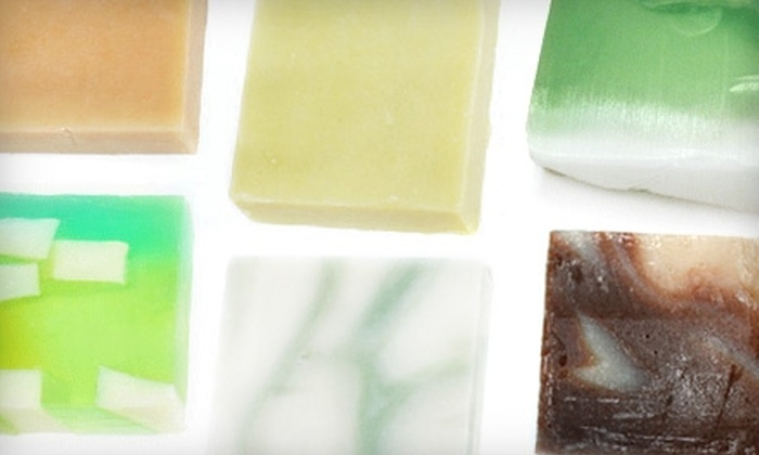 Virginia's Soap Deli: $10 for $20 Worth of Handmade Soaps from Virginia's Soap Deli