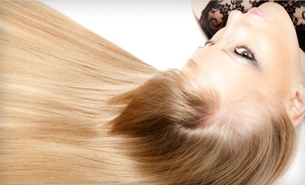 CHI-Enviro American Hair-Smoothing Treatment (a $200 value) - International Hair & Day Spa in Overland Park