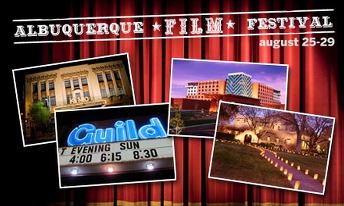 Albuquerque Film Festival - Nob Hill: $15 for an All-Access Day Pass to the Albuquerque Film Festival ($30 Value)