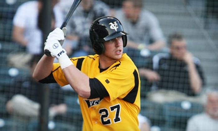 VCU Rams Baseball - The Diamond: $7 for Two Tickets to a Virginia Commonwealth University Rams Baseball Game (Up to $14 Value). Five Games Available.