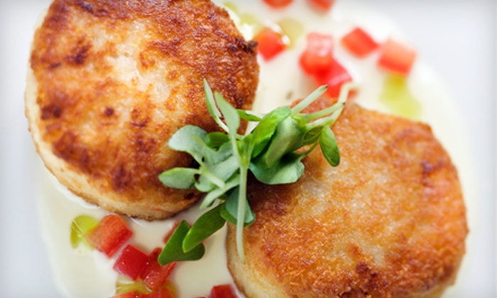 Lasher's - Orange County: $15 for $30 Worth of Sunday Brunch or Dinner at Lasher's in Long Beach