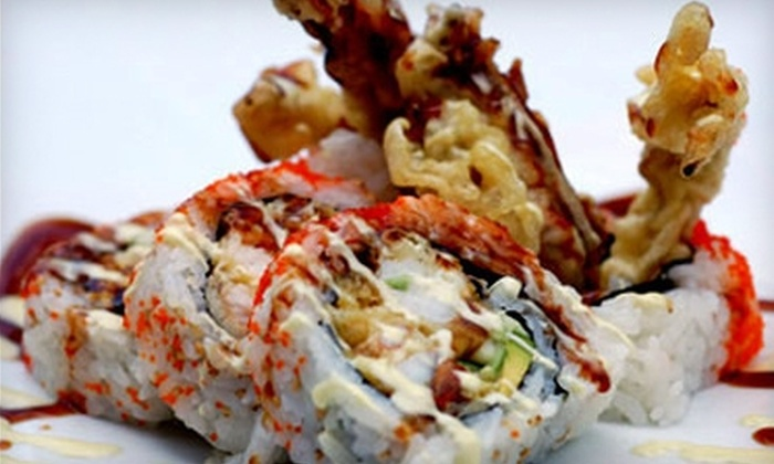 Zuma Sushi - Multiple Locations: $10 for $25 Worth of Sushi, Sake, and More at Zuma Sushi & Sake Bar