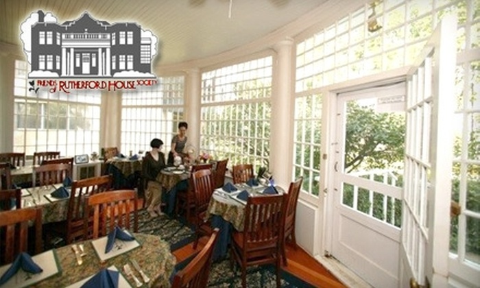The Arbour Restaurant & Tea Room - University of Alberta: $10 for $20 Worth of Tea and Lunch Fare at The Arbour Restaurant & Tea Room