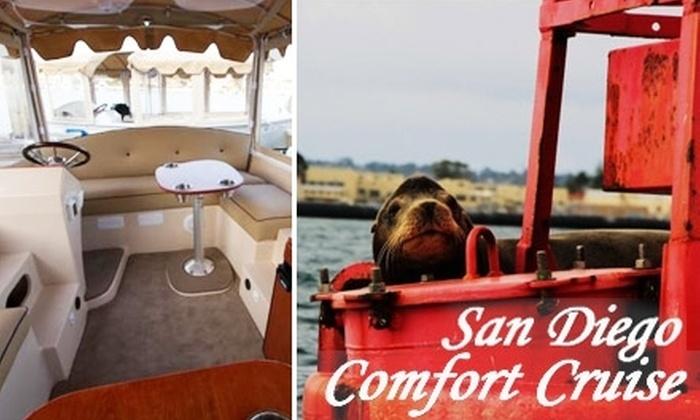 San Diego Comfort Cruise - San Diego: San Diego Comfort Cruise San Diego