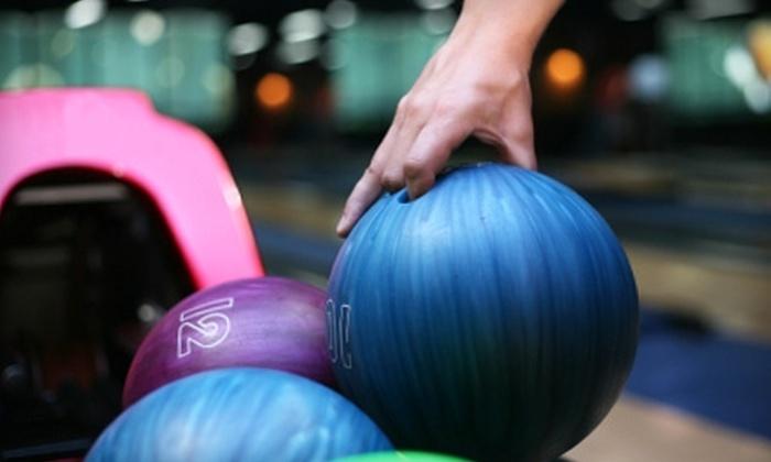 Hudsonville Lanes - Hudsonville: $8 for Two Games of Bowling and Shoe Rentals for Two at Hudsonville Lanes ($18 Value)