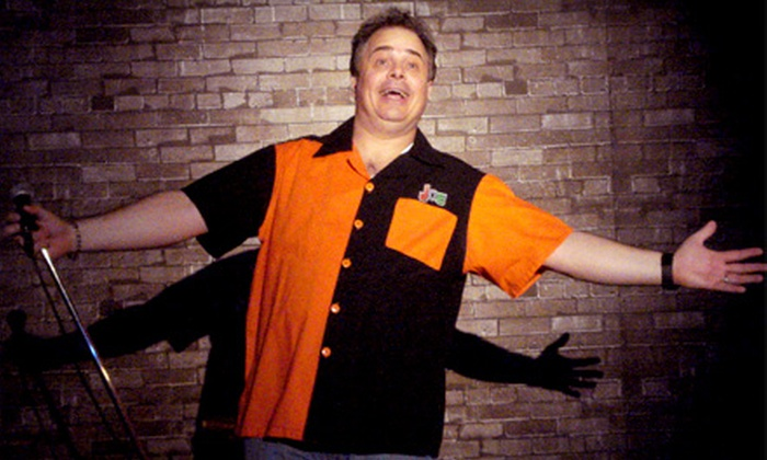 The Las Vegas Comedy Show featuring Joe Lowers - The Strip: Comedy Outing for One or Two to The Las Vegas Comedy Show at Alexis Park All Suite Resort (Up to 68% Off)