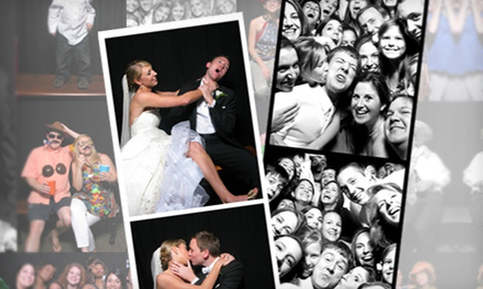 Snaps Photobooth Rental - Mobile / Baldwin County: $350 for a Two-Hour Photo-Booth-Rental Package from Snaps Photo Booth ($750 Value)