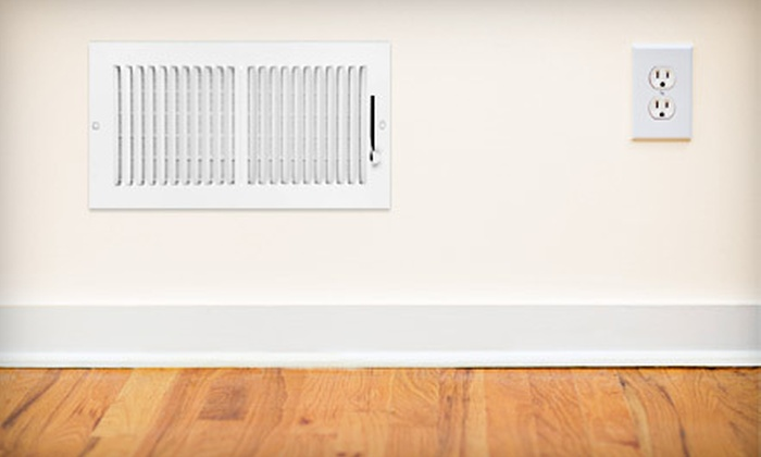Deep Breath Air Duct Clean - Ventura: Home-Ventilation Package With or Without Dryer-Vent Inspection from Deep Breath Air Duct Clean (87% Off)