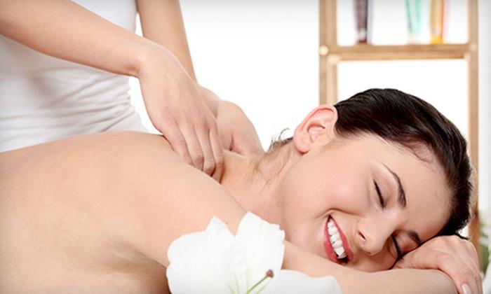 Organic Ergonomics - Suffolk: 60-Minute Massage or Reflexology Session at Organic Ergonomics in Suffolk (51% Off)