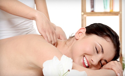 60-Minute Massage (a $75 value) - Organic Ergonomics in Suffolk