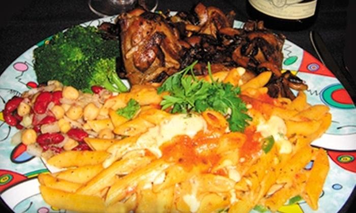 Pazzo Pazzo - Downtown: $20 for $40 Worth of Italian Cuisine and Drinks at Pazzo Pazzo