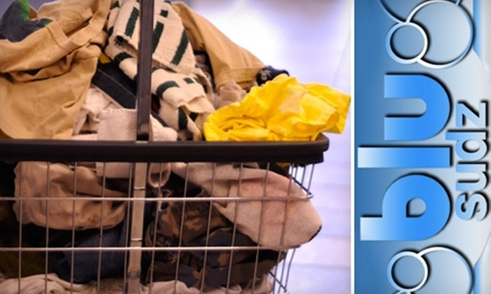 Blu Sudz - Camelback East: $20 for $40 Worth of Laundry Services at Blu Sudz