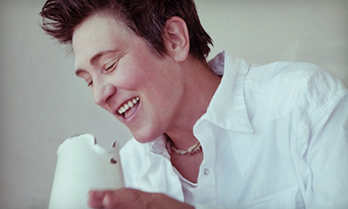 K.D. Lang - Genesee Theatre: K.D. Lang in Concert at Genesee Theatre in Waukegan on May 18 at 8 p.m. (Up to 47% Off). Two Options Available.