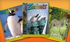 """""""Zoobooks"""" Magazine - Abilene, TX: $15 for a One-Year Subscription to """"Zoobooks,"""" """"Zoobies,"""" or """"Zootles"""" Magazines with Posters and Stickers ($29.95 Value)"""